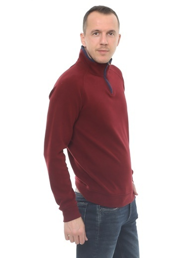 Cazador Sweatshirt Bordo